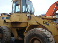 new coming originally USA produced used cat 936E hydraulic wheel loader