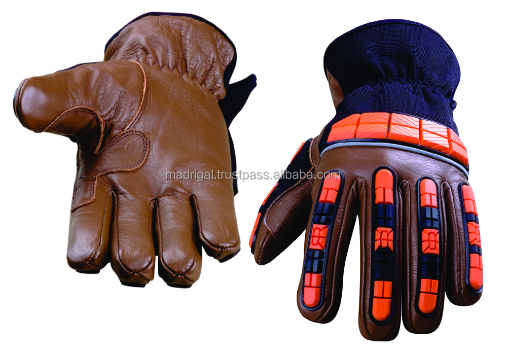 Cut & Heat Resistant Gloves