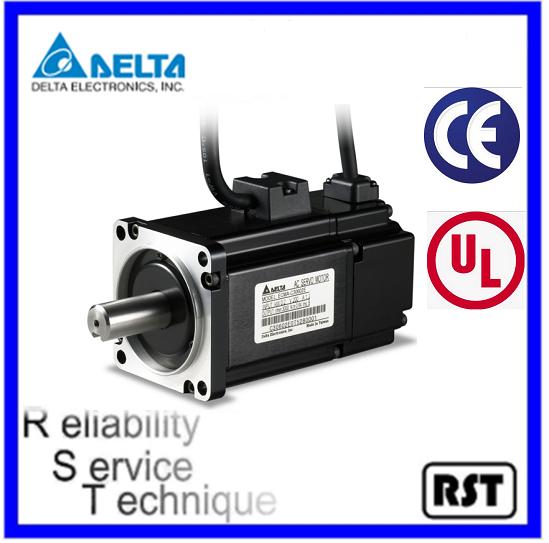 Electric Ac Servo Motor 400w Ac Servo Motor Delta Ac Servo