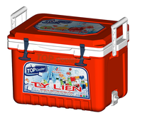 TOP Cooler box 45L - keep cool 3 days | Skype: tylienplastic | www.tylien.com