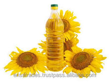 pure refined Russian sunflower oil the best price