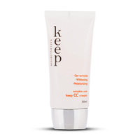 Keep CC Cream 30ml Korea Cosmetic Smart Face Cream Anti wrinkle Whitening Relief Natural Beauty Best