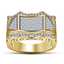 Jewelry 3d CAD model of Ravishing Engagement Ring