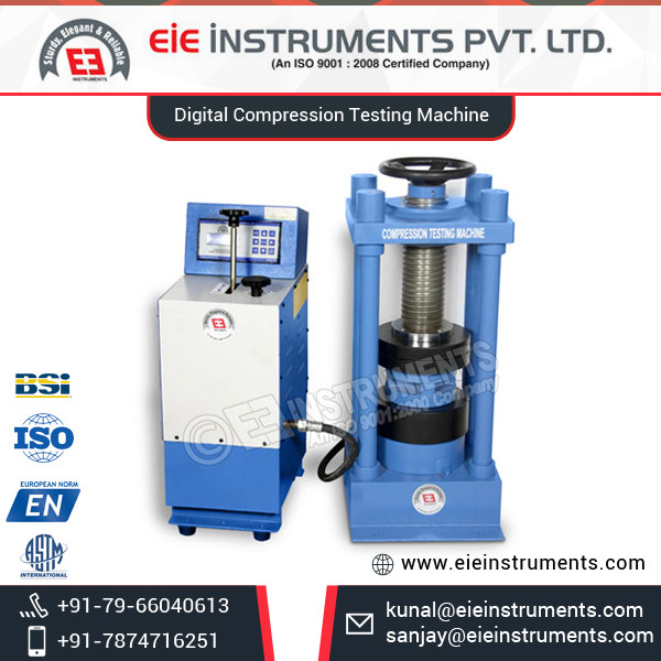 Compressive strength testing machine/Compression testing equipment,2000kn CTM/Digital concrete
