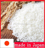 Various grades of Japonica white rice for Japan rice importers