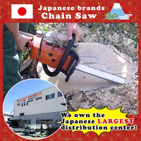 High quality japan chainsaw, gardening and agricultural use , small lot available