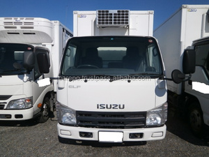 USED CARS FOR SALE FOR ISUZU ELF TRUCK 2008 (MODEL : BKG-NJR85AN, ENGINE : 4JJ1)