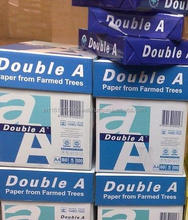 Double a Paper A4 Size/ A4 Copy Paper Double a Brand Low Price