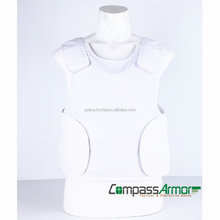 Light weight BPV-C01 Model body armor the most popular NIJ Certified Concealable Bulletproof Vest