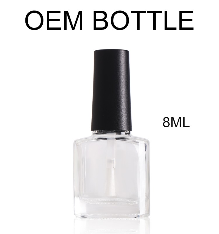 OEM gel polish private lable soak off nail gel polish 8ml nail gel polish bottle for China
