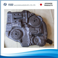 ISO 9001 certifiaction Japanese made molds for Car Exterior Decoration parts for stable quality