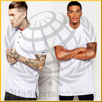 Alibaba supplier from Pakistan men plain white polo collar t shirt for wholesale