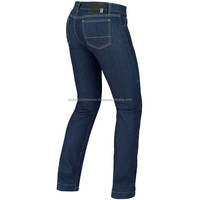 Ladies 5 Pockets Long Denim Jeans