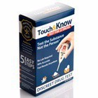 Home Drug Test Kit - Marijuana/Hashish - chemical, no body fluids required 99.99% accuracy- Easy to Know