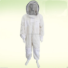 Ultra Breeze Bee Suits/Foam mesh 3 layer beekeeping suit for beekeepers