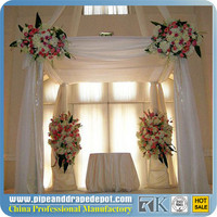 Portable used photo booth for sale -- Pipe and drape system made in china