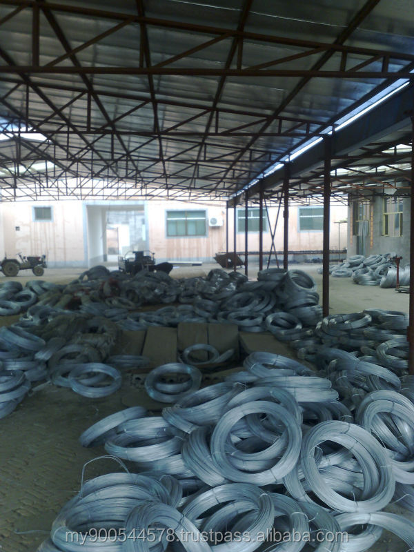 G I Wire/soft quality galvanized wire
