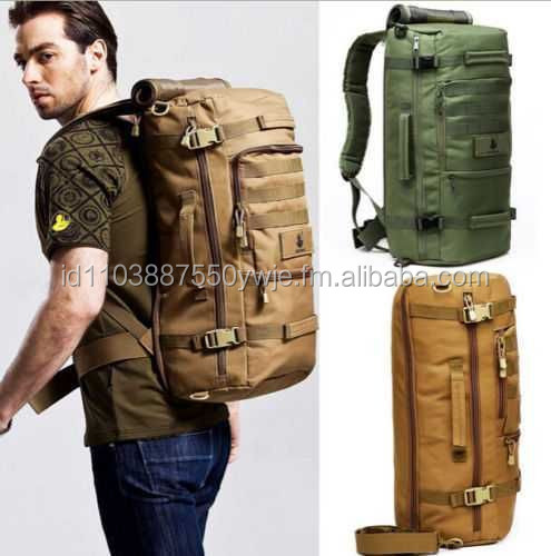 Waterproof Outdoor Tactical Pack Sports Backpack Bag Camping Travel Bag Military