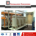 Optimum Grade Transformer Oil Plant with High and Low Level Indication