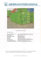 Porta cabin Containers and office containers