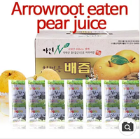 Arrowroot eaten pear juice /Beverage Formula Health beverage100ml