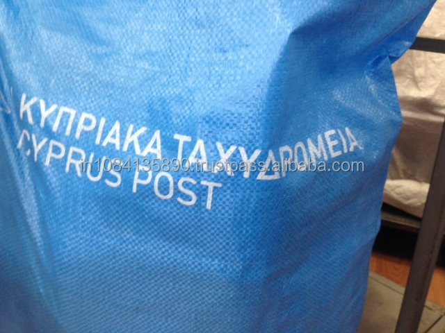 PP WOVEN MAILING BAGS