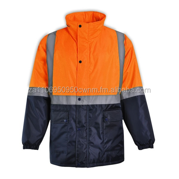 Workwear - Hi Visibility Jackets, Hats, Mac Jackets