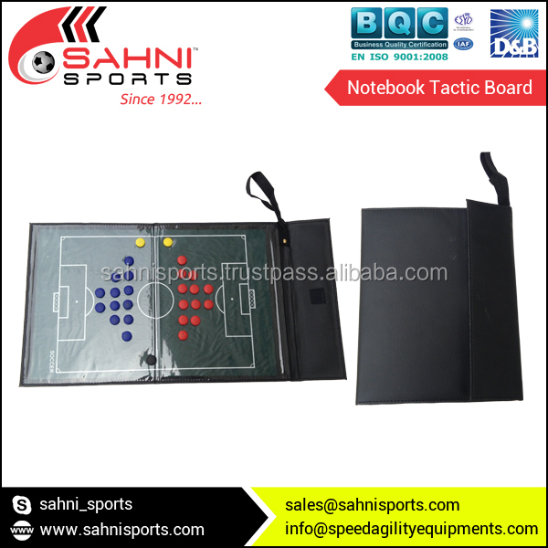 Notebook Tactic Board