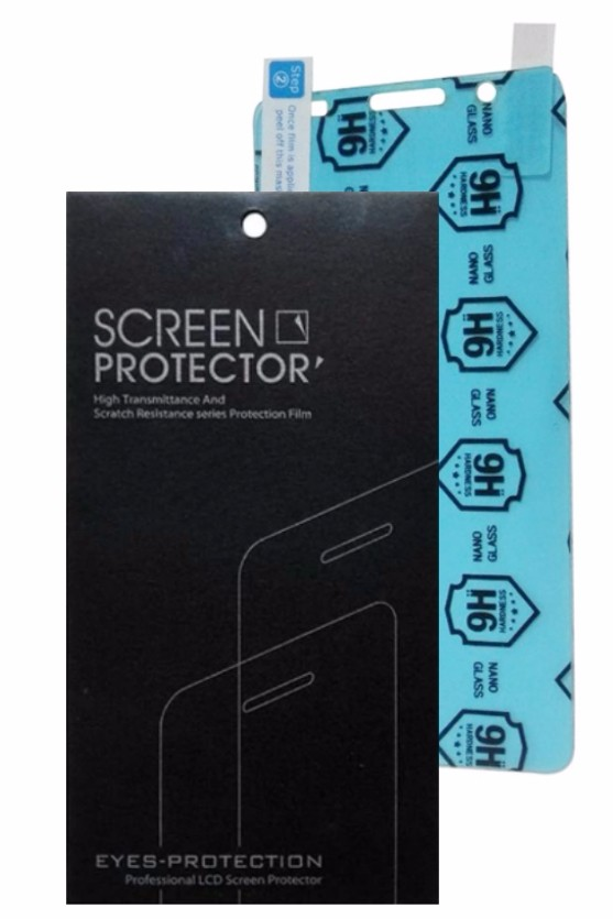 2nd Generation 9H Bendable Nano Tempered Glass Screen Protector for BlackBerry Priv