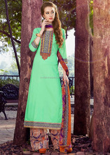 Indian & Pakistani Plazo Suits-4462 Styleon 2