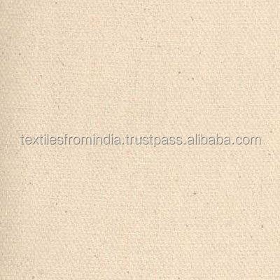 cotton canvas fabric to make bag wholesale