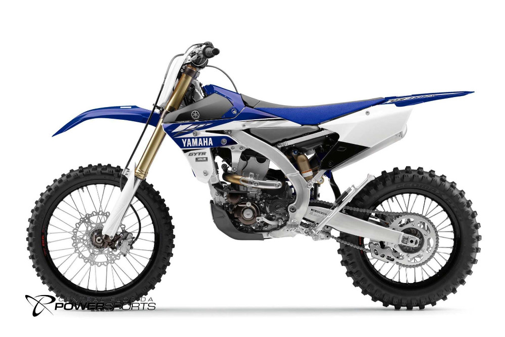 2017 YZ450F MOTOCROSS DIRT BIKE