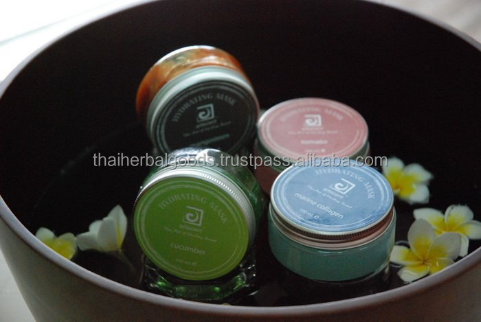 Hydrating Mask - Thai Natural Spa and Skincare Cosmetic