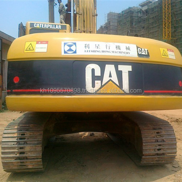 Cheap used 320C crawler excavator,original Japan 320C excavator for sale ,used heavy excavator
