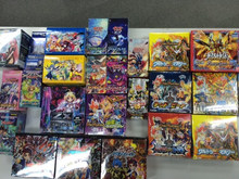 Various kind of Japanese popular children trading card game for wholesale