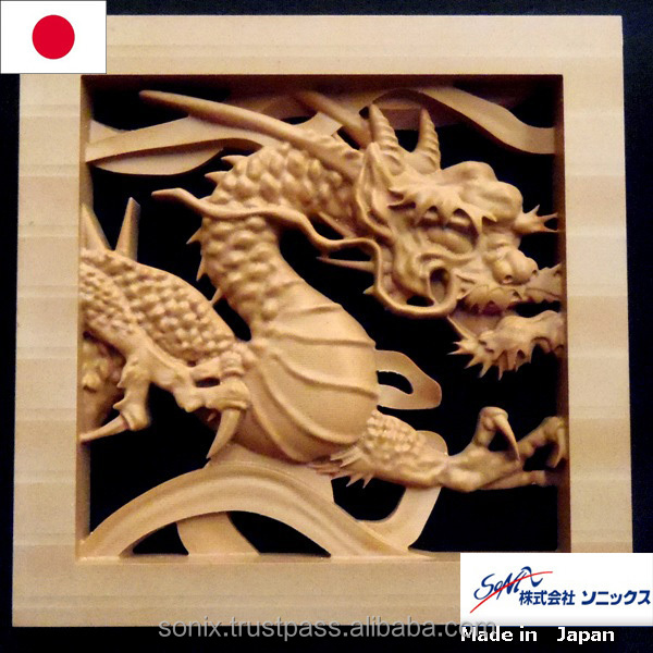 Cycowood , the resin wood board suitable for prototyping to create by 3D CNC wood carving router