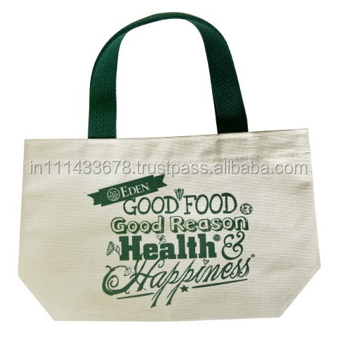China Wholesale New Product 2014 Cotton Twill Grocery Tote Canvas Bag
