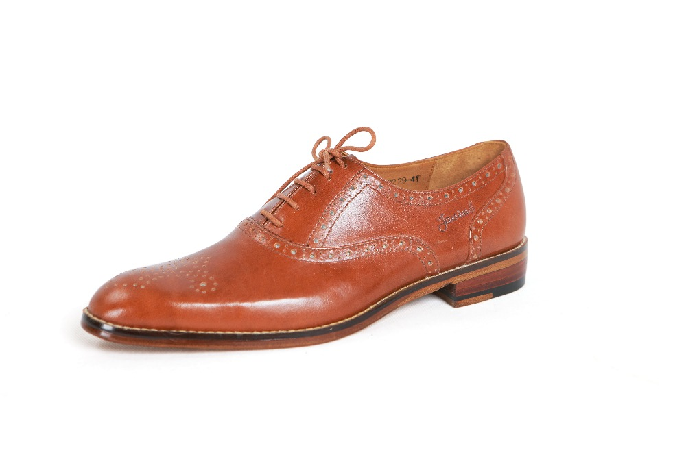Vietnam Men's LEATHER dress shoes