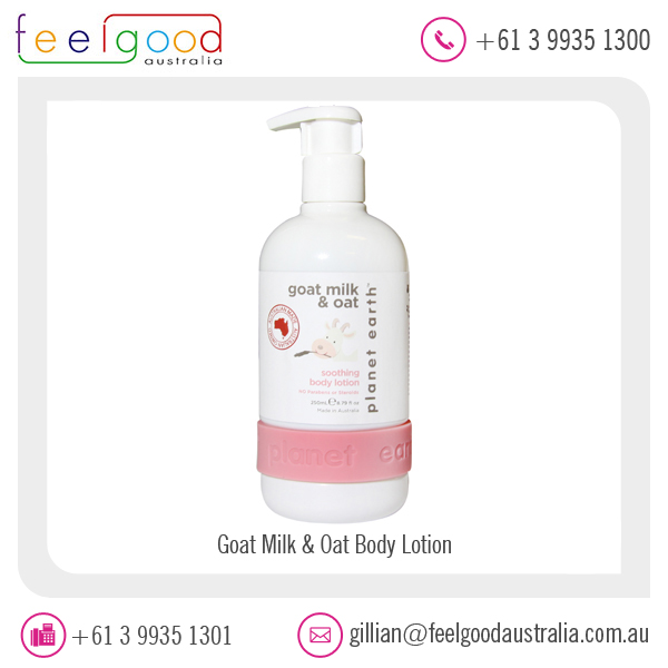 Exclusive Distributor of Goat Milk and Oat Body Lotion for Sale