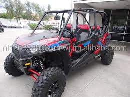 2017 Polaris RZR XP 4 1000 EPS HAVASU RED PEARL