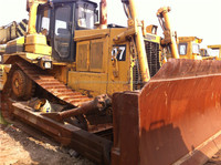 Caterpillar Bulldozer D7H Used Dozer for sale, Used CAT D7H D7 Crawler Bulldozers