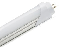 Singapore UL 100-277V T8 LED Fluorescent Lamp with UL/CUL/FCC/TUV/CE/ROHS, 2-8ft 10-38W, Internal Driver,Aluminum T8 LED tube