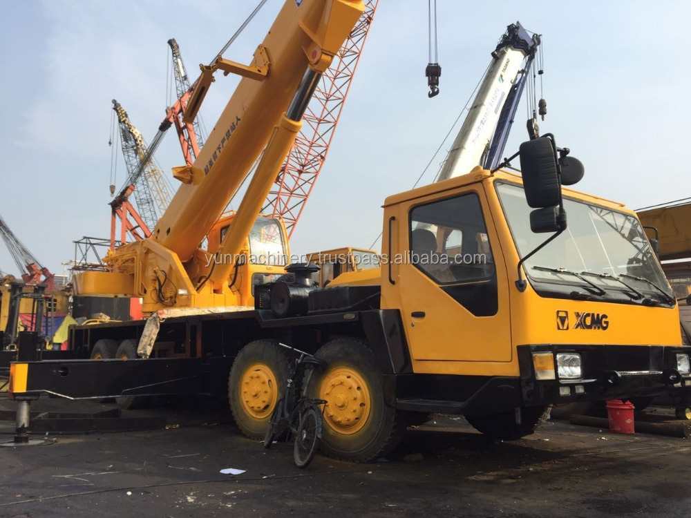 Used truck mounted crane XCMG Truck Mounted Crane for sale