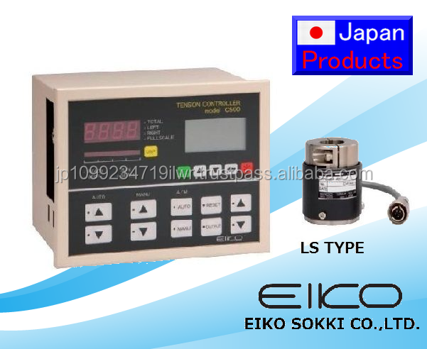Reliable and High-precision tension controller C500 for paper cutting machine with Japan quality made in Japan