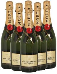 Moet & Chandon Imperial Champagne Available