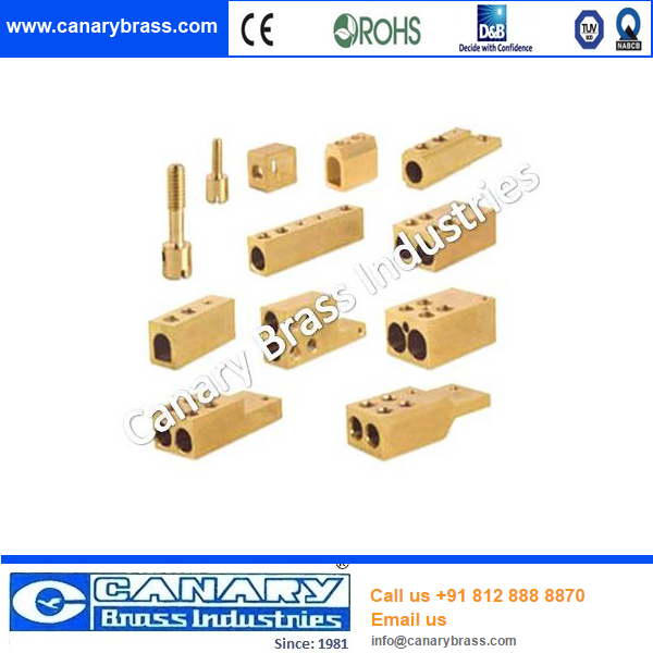 brass electrical energy meter parts