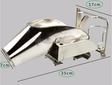 Manufacturer High quality Veterinary castrator clamp for pig