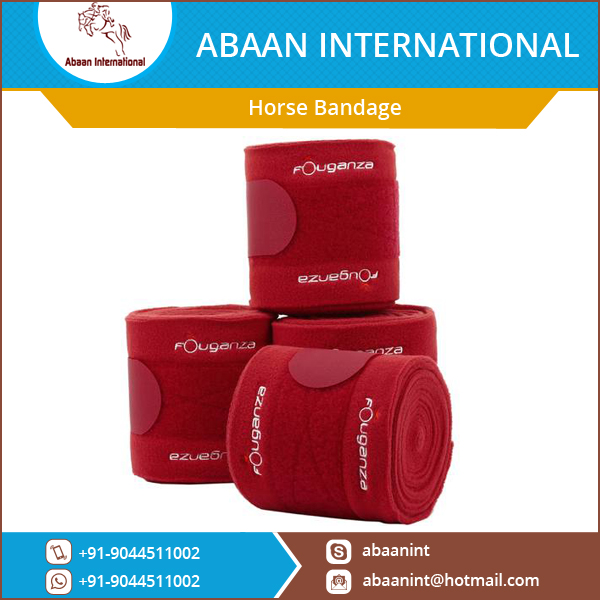 Premium Quality Colorful Horse Bandage for Sale
