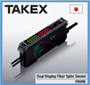 Easy to operate and Reliable motion light Takex sensor for NPN/PNP dual output