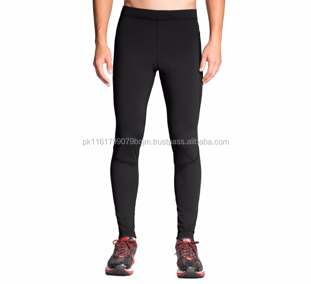 New Men Sports Wear Workout Compression Long Tights / Men Gym Slim Compression Trouser